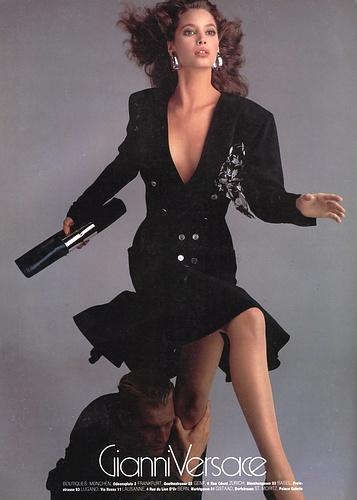 Gianni Versace - 1987 Spring/Summer - Database & Blog ...