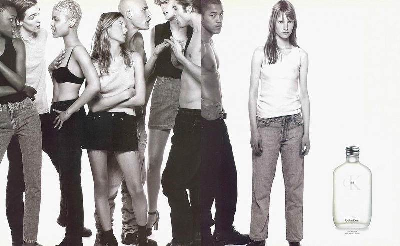Calvin Klein - 1994 Fall/Winter - Database & Blog about